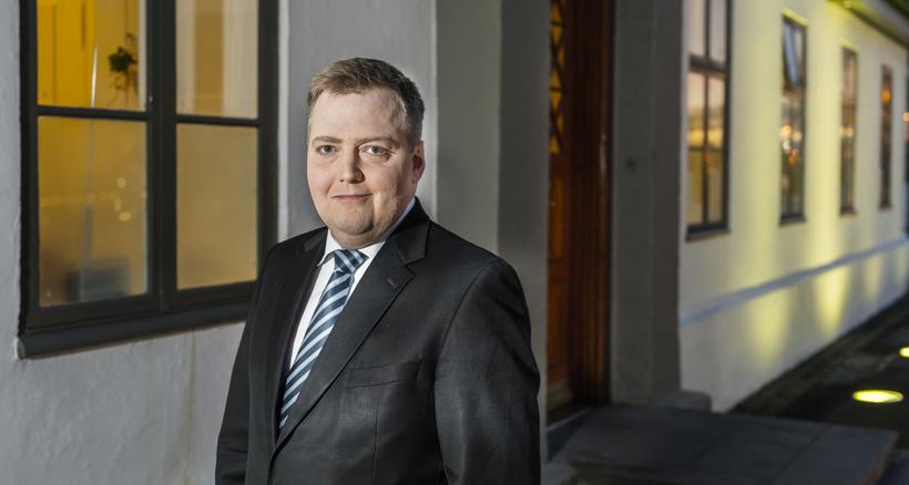 Iceland Prime Minister